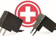CUI new medical wall plug power