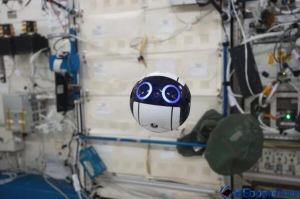 把机器人送入空间站,真是个不错的想法