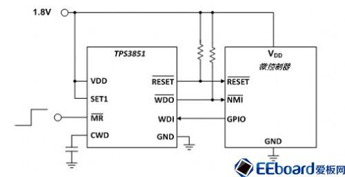 循环定时器电路图555