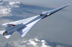 超音速飞机