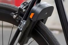新型自行车锁