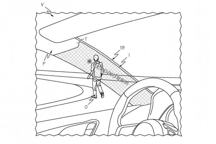 A柱盲区不在,丰田新专利比自动驾驶更加富有诚意