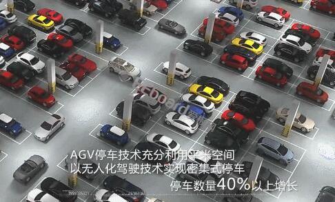 停车机器人