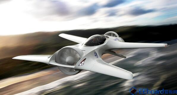 DeLorean Aerospace发布垂直起降飞行汽车,用户无需飞行执照即可操作