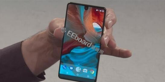 3個月了,終于要發貨,安卓之父全面屏手機Essential將在7日內發貨