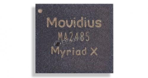 Movidius Myriad X VPU001