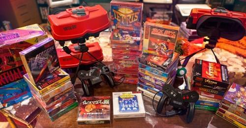 任天堂 Virtual Boy