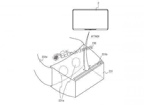 任天堂 Switch 跟 VR 相关的专利