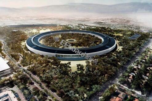 沒有私密空間?蘋果打造的新總部 蘋果工程師們不喜歡,竟然要自己建辦公大樓!