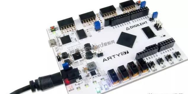 Xilinx Spartan?-7 系列 FPGA 首款評估板——DIGILENT Arty S7開始接受預定了!