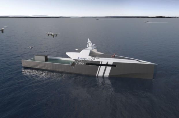 进军军事领域,打造无人驾驶巡逻舰?劳斯莱斯:这个可以有!