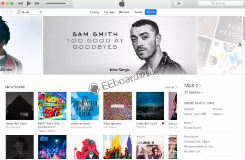 12.7 版本的 iTunes