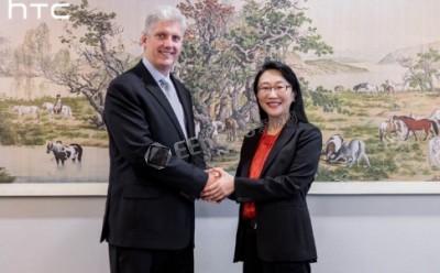 Google 与 HTC 签署合作协议