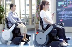 自动驾驶轮椅