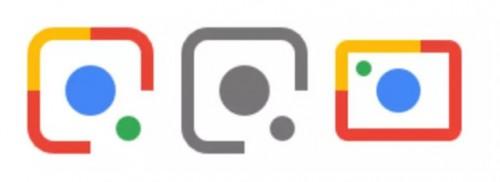 Google Lens 图标