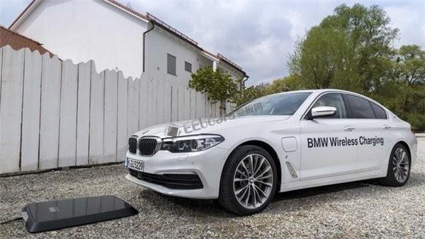 宝马汽车将推出电动汽车无线充电技术,3.5小时即可充满