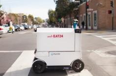 Eat24送餐机器人
