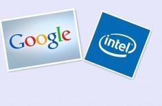 谷歌与英特尔