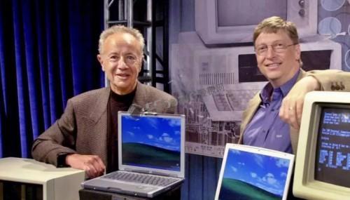 安迪·格鲁夫与比尔·盖茨