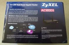 ZyXEL X650-1