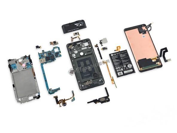 谷歌Pixel 2 XL拆解——芯片必须自己搞,单摄称王