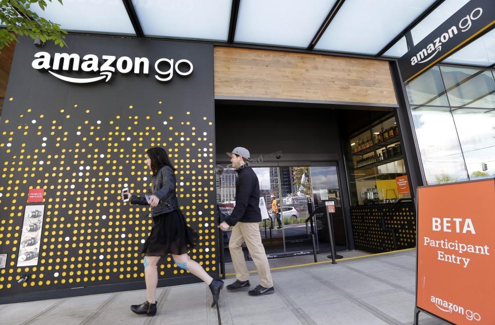 Amazon Go 進步神速,未來「無人超市」會代替傳統超市?