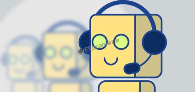 聊天機器人代人工客服,你從未有過的不一樣的體驗