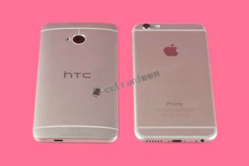 htc-one-M7-iphone-6