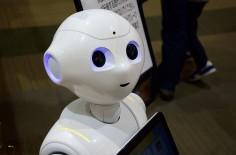 Japanese Technology Robotic Mall Robot Japan