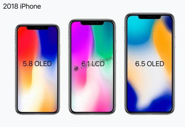 三星OLED面板或为大号iPhone X供货量增四倍