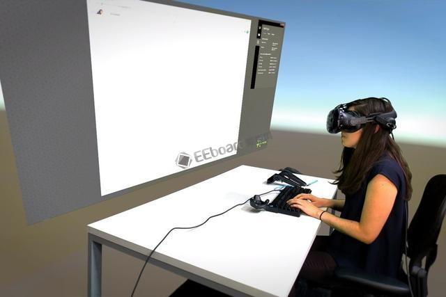 在VR中用键盘?Logitech与HTC VIVE 合作推出BRIDGE SDK