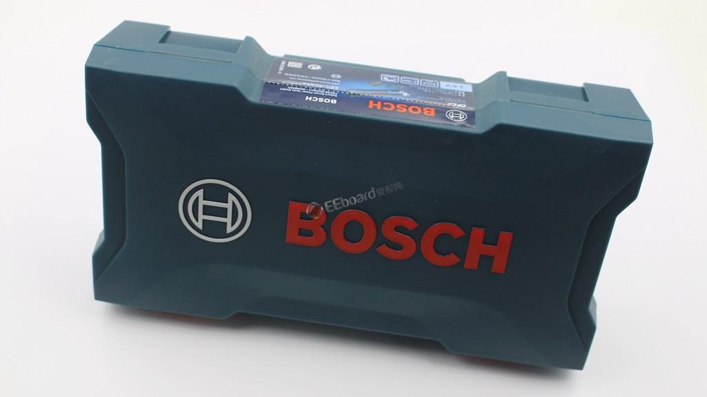 小而强劲,博世Bosch GO电动螺丝刀评测拆解——放手也是一种美