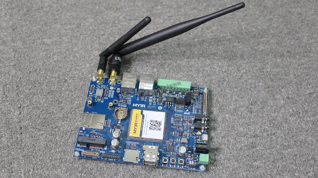 微控制器的灾难——99RMB超高性价比的i.MX 6UL/6ULL核心模块MYC-Y6ULX评测