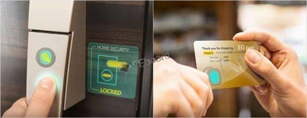 JDI發布首個透明指紋識別???,可檢測指紋的脊紋