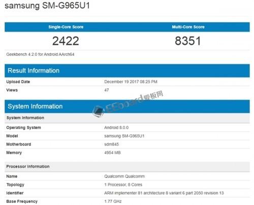 Galaxy S9003