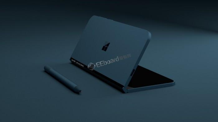 微軟中國工程師不小心泄露 Surface Phone確實存在
