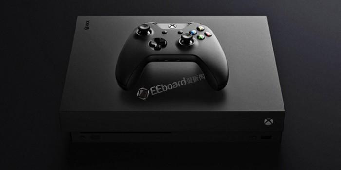微軟Xbox One X游戲機試用體驗,值不值得買?