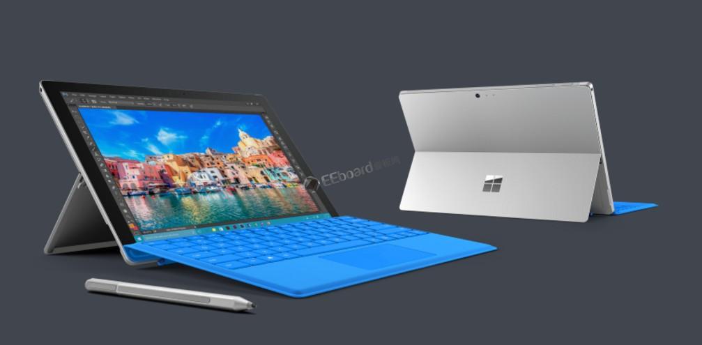 微軟Surface Pro開賣五年, 2017財年首次出現下滑
