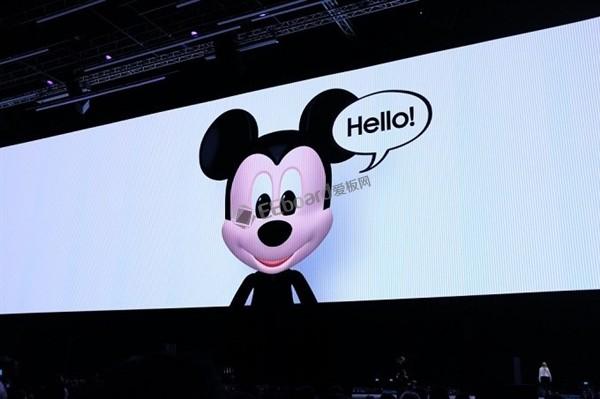 得迪士尼者得天下——三星联合迪士尼推出AR表情