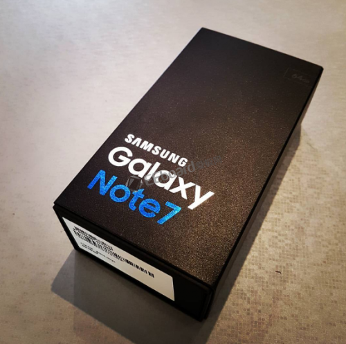 Galaxy Note 7001