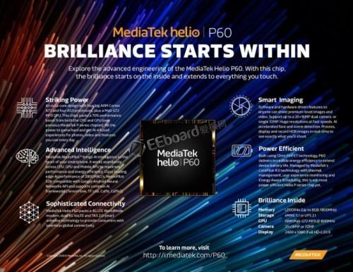 Helio P60001