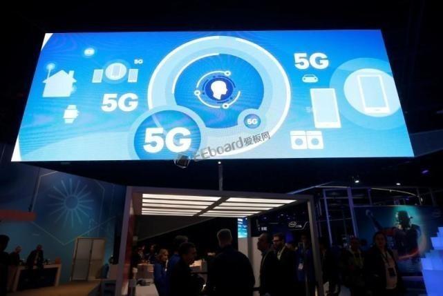 結果并不美好!第一個5G熱點只能運行4G的速度