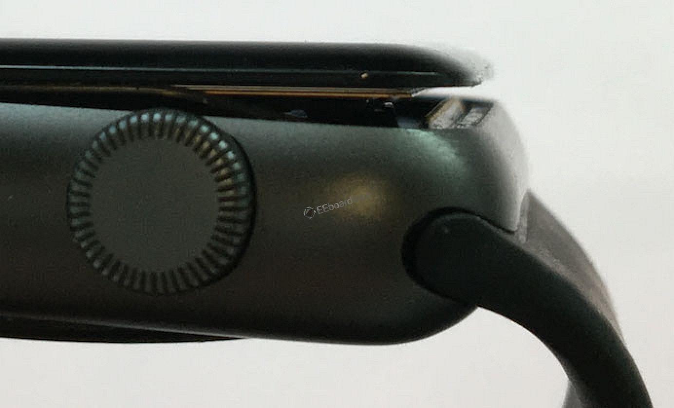 二代 Apple Watch 电池鼓包?或无法开机