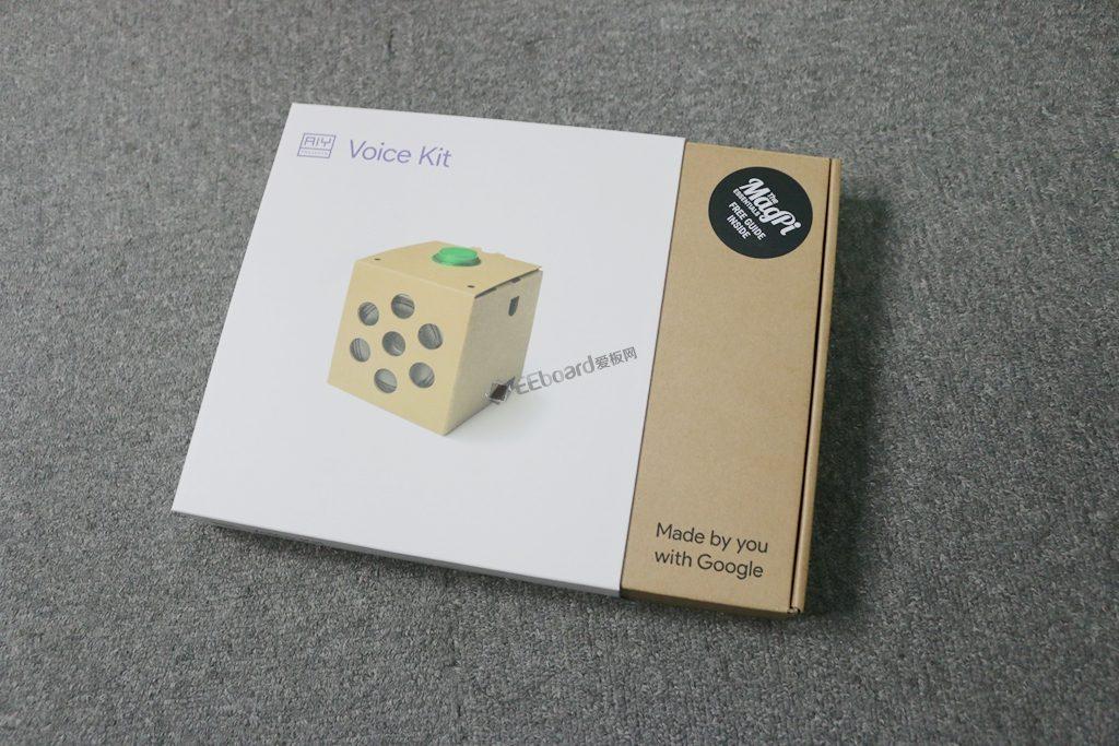 Google AIY Voice Kit助你快速构建超低成本的AI音箱