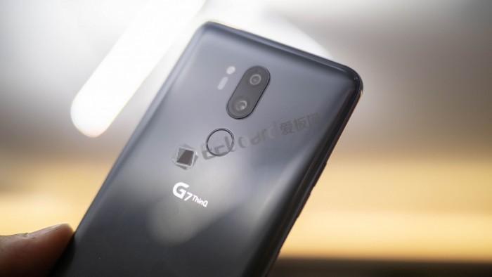G7抄襲iPhone X?LG否認并表示未退出中國市場