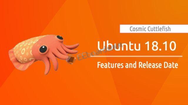 Ubuntu 18.10取名Cosmic Cuttlefish:引入Ubiquity图形安装器