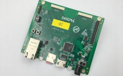 国内首款公开发布的深度学习SDK——基于深鉴科技DNNDK的DP-8000开发板评测