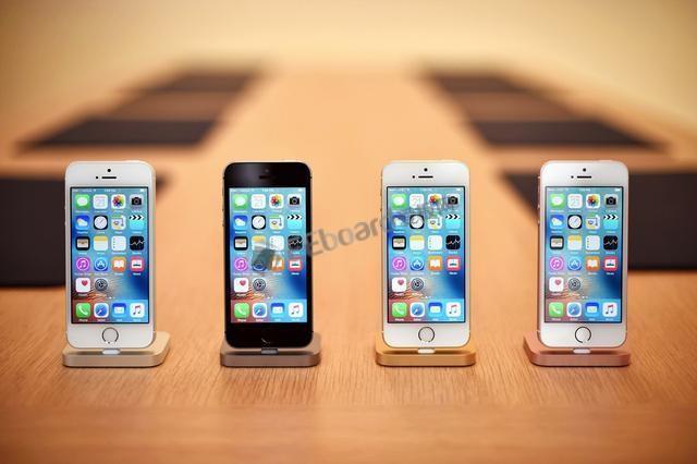 iPhone SE2渲染图曝光: 4 英寸屏幕+ Touch ID 和 Home 键