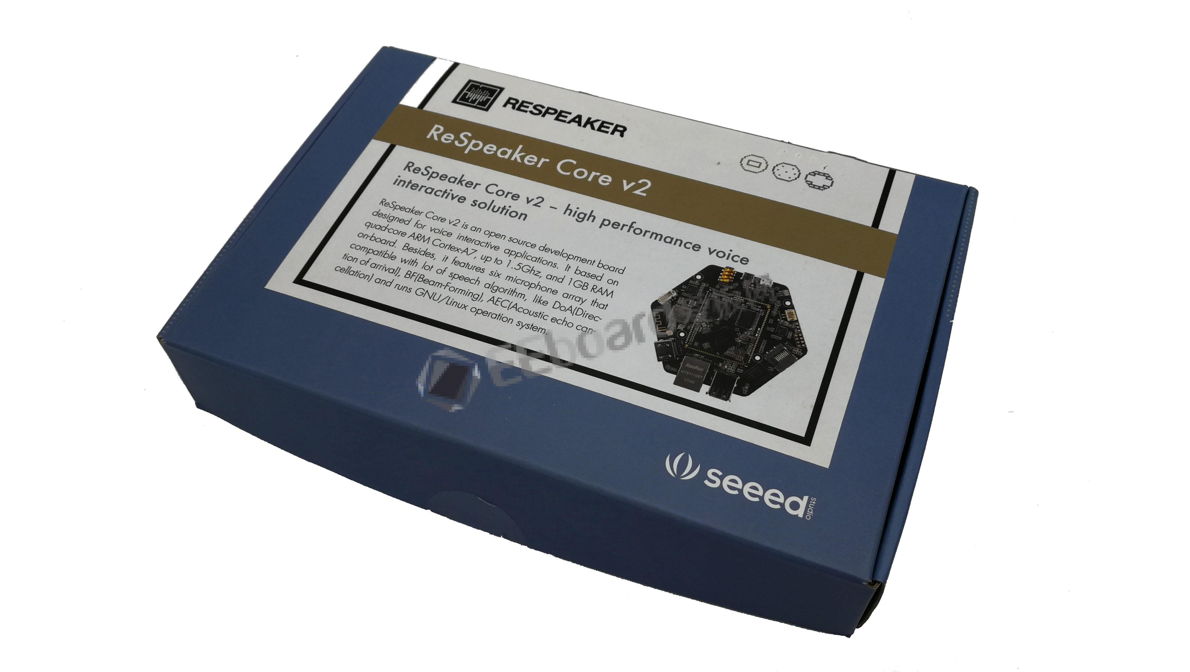 ReSpeaker Core v2.0测评——DIY属于自己的AI音箱