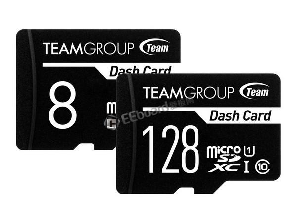Team发布超耐久型的micro SD卡——T-FORCE Dark Pro